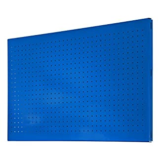 SimonRack 40231204008 – Bandeja perforada, color azul