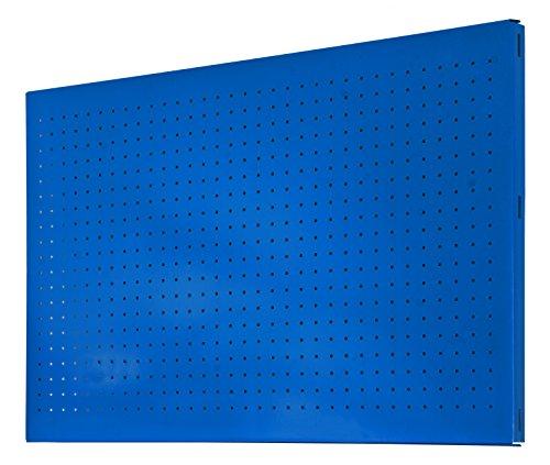 SimonRack 40231504008 - Bandeja perforada de 1500 x 400 mm, color azul