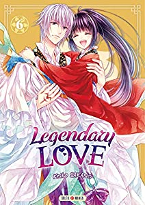 Legendary Love Edition simple Tome 6