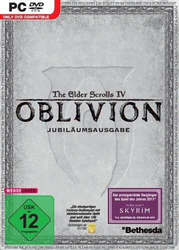 The Elder Scrolls IV: Oblivion Jubiläumsausgabe (Elder Iv Scrolls Pc)