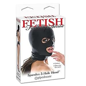 Fetish Fantasy Mascara con 3boxe.