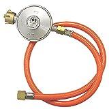Multistore 2002 Gas regolatore Bassa Pressione 50mbar + Tubo per Gas Nuovo