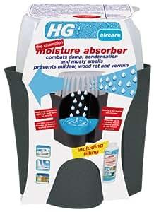 HG Absorbeur d'humidité Noir