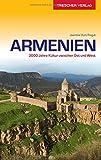 Reiseführer Armenien: 3000 Jahre Kultur zwischen Ost und West (Trescher-Reihe Reisen) - Jasmine Dum-Tragut