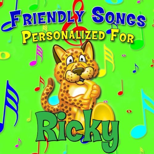 Alphabet Song for Ricky (Riccie, Rici, Rickey, Rickie)