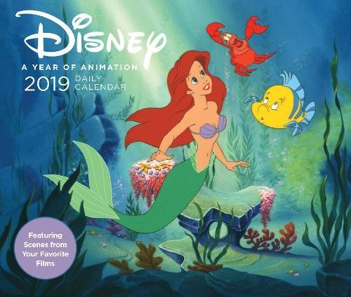 Click for larger image of Disney 2019 Daily Calendar