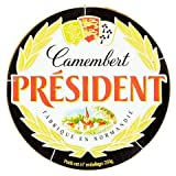 President - Camembert - French Cheese - 250g