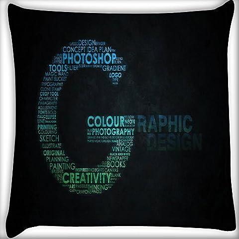 Graphic Design Home Decor Werfen Sofa Auto Kissenbezug Kissen Fall