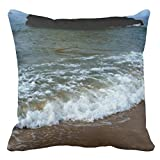 AlineAline Beach Pillow Case 18x18 Style7