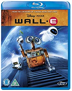 WALL-E [Blu-ray] (B001DR9TNI) | Amazon price tracker / tracking, Amazon price history charts, Amazon price watches, Amazon price drop alerts