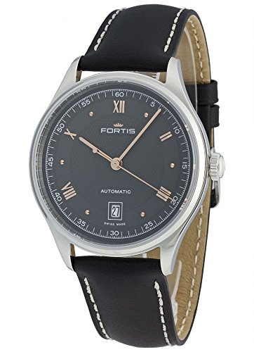 Fortis Terrestis 19Fortis p.m. Date Automatic 902.20.21 L.01 (Automatic Watch Schweiz)