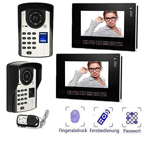 Visual Intercom (Wired Intercom Türklingel Visual Türklingel System 9 \