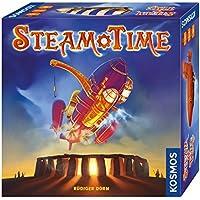 Kosmos 692476–Steam Time, jeu de stratégie