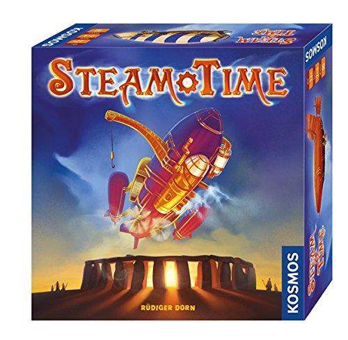 Preisvergleich Produktbild KOSMOS 692476 - Steam Time, Strategiespiel
