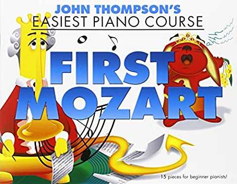 John Thompson'S Easiest Piano Course: First