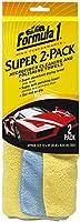 Formula 1 625059 Super Microfiber Cloth (Pack of 2)