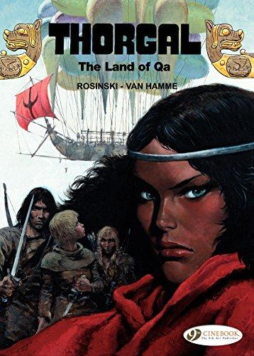 The land of Qa