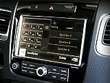 Kufatec 37788 - FISCON Bluetooth®-Nachrüstung Erweiterung für VW Touareg 7P mit Navigationssystem RNS-850