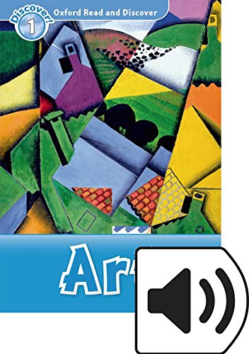 Oxford Read and Discover 1. Art MP3 Pack