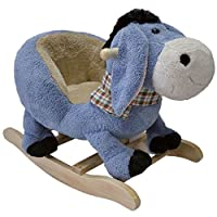 Baby Animal Rocker Rocking Toy Donkey