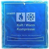 Kalt/Warm Mehrfach Gel Pad Kompresse 15x15 cm | Kühlkissen Kühlkompresse preisvergleich bei billige-tabletten.eu