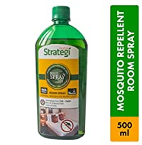Herbal Strategi Mosquito Repellent Room Spray - Refill - 500 ml