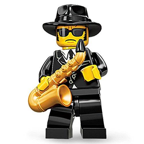 Lego Series 11 Saxophone player