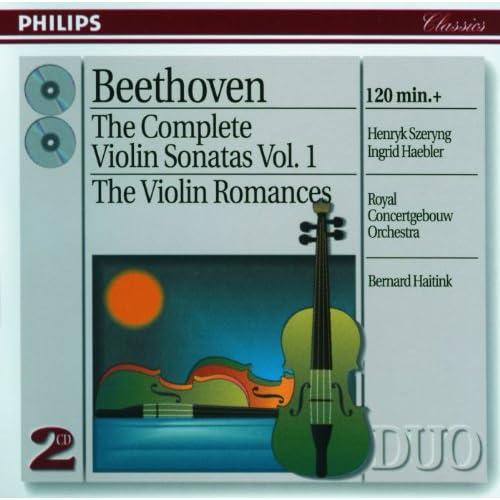 Beethoven: The Complete Violin Sonatas, Vol. I; The Violin Romances (2 CDs)