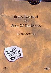 Army of Darkness: Director's Cut Bootleg Edit [DVD] [1993] [Region 1] [US Import] [NTSC]