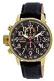 INVICTA  1515 - Reloj de cuarzo para hombre, con correa de tela, color negro