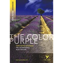 By Neil McEwan The Color Purple: York Notes Advanced (1st Edition)