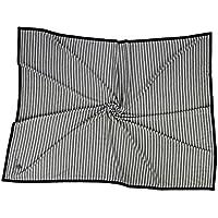 100% Kaschmir gewebte decke mit Wildlederkante. 140 x 190 cm