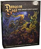 Image for board game Mantic Games - MGDS01 - Dungeon Saga the Dwarf Kings Quest - Fantasy 28mm Miniature Adventure Strategy Board Game