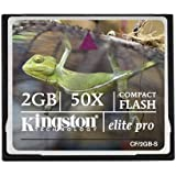 KINGSTON ElitePro CFKarte 2048MB CompactFlash