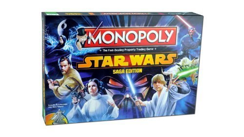 Star Wars Monopoly - Limited Edition