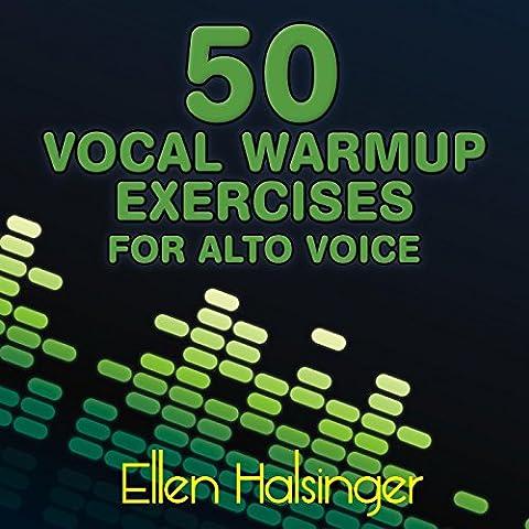 Full Range Octave Runs (Alto Voice)