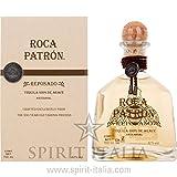 Roca Patron Reposado Tequila 100% de Agave + GB 42,00% 0.7 l.