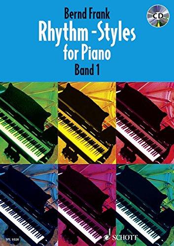 Rhythm-Styles for Piano, Bd.1 (Schott Pro Line) -