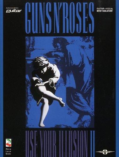Preisvergleich Produktbild Guns N Roses: Use Your Illusion II (TAB). Für Gitarrentabulatur