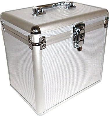 Aluminum Carry Storage Case Dj Equipment Cd Dvd Photography Camera Music Box