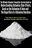 Image de Ketamine Tranquilizer Survival Guide for Understanding Ketamine Side Effects, Such as the