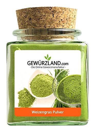 Weizengras Pulver 250 g im Beutel