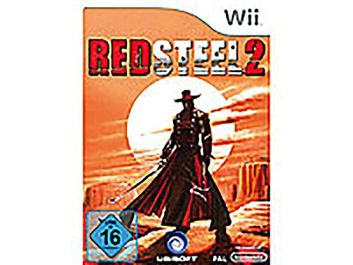 UBI SOFT Red Steel 2 (Nintendo Wii) (Red Steel Wii-spiel)