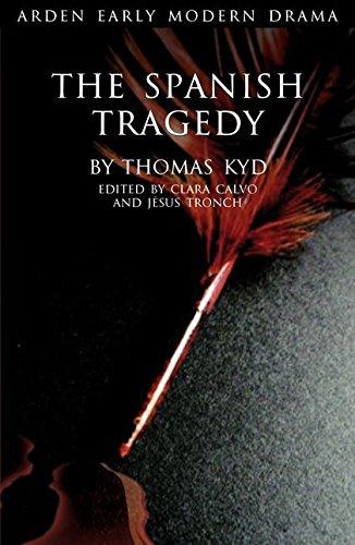The Spanish Tragedy (Arden Early Modern Drama) por Thomas Kyd
