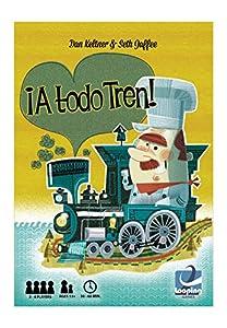 Looping Games - Juego ¡A Todo Tren!, Multicolor