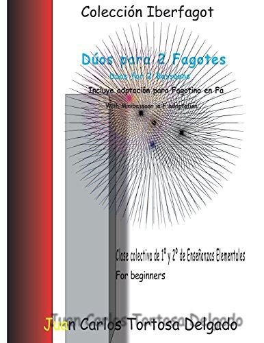 Dúos para dos fagotes por Juan Carlos Tortosa Delgado