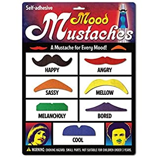 Accoutrements Mood Mustaches by Accoutrements