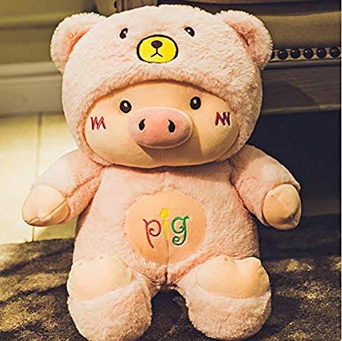 HHTTbAO Juguete Peluche Cerdo muñeca Cerdo muñeca