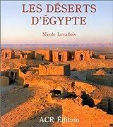 Les déserts d'Egypte
