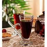 Homecart Tableware Serving Irish Coffee Mugs 230 ml - set of 6